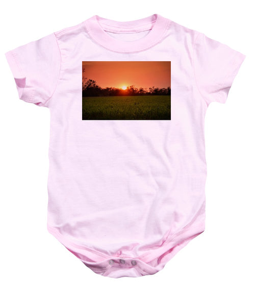 Sunset in Alabama - Baby Onesie