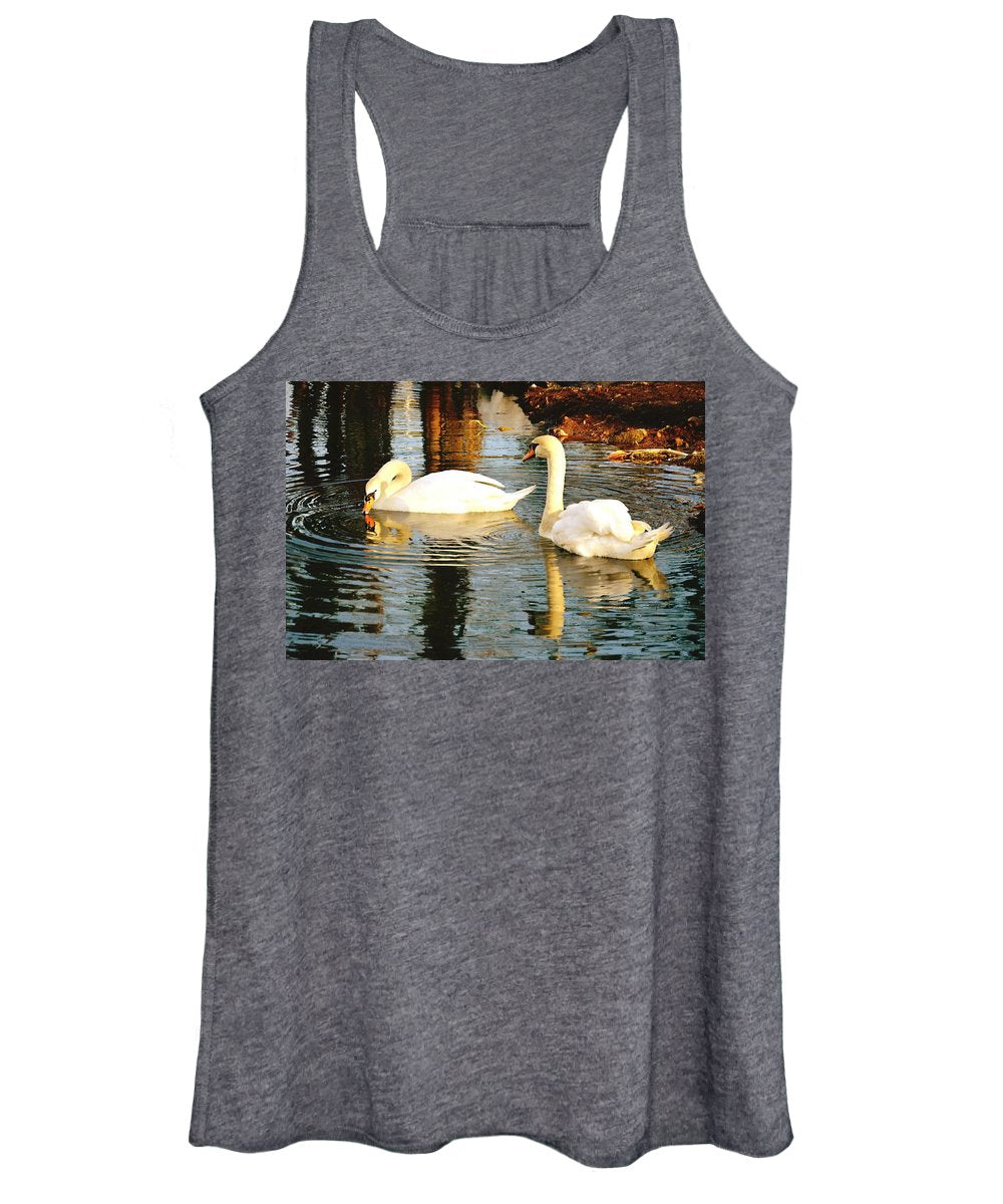 Swan Lake - Women's Tank Top