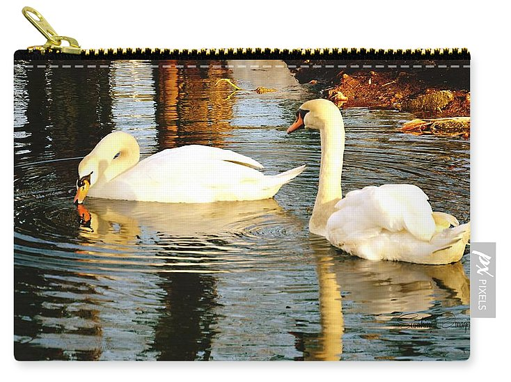 Swan Lake - Carry-All Pouch