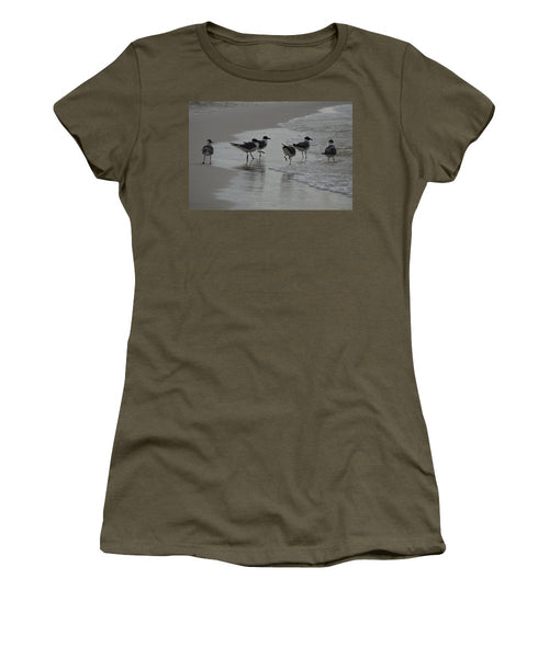 Taking A Walk - Women's T-Shirt