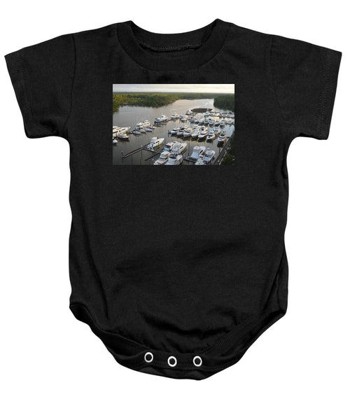 The Yacht Club - Baby Onesie