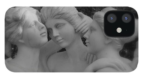 Three Graces Statue - Phone Case