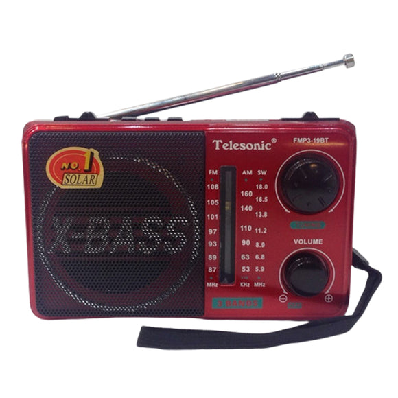 TELESONIC FMP3-19BT