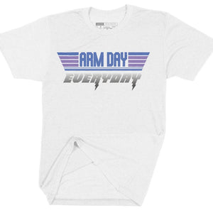 Arm Day Everyday Tee