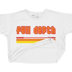 Full Depth Cropped Tee