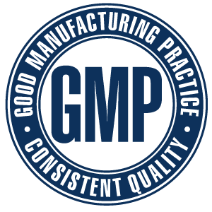 Manufactured in a Top GMP-Certified Facility