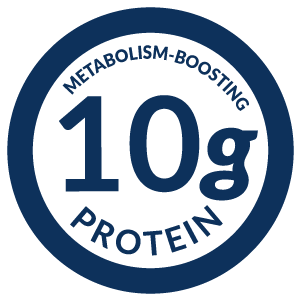 10 Grams of Metabolism-Boosting Protein