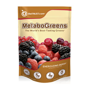 MetaboGreens — World's Best-Tasting Super Greens