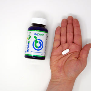 Brain Bright® — Memory & Brain-Boosting Supplement
