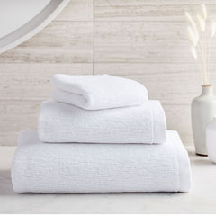 Stack of 3 white towels
