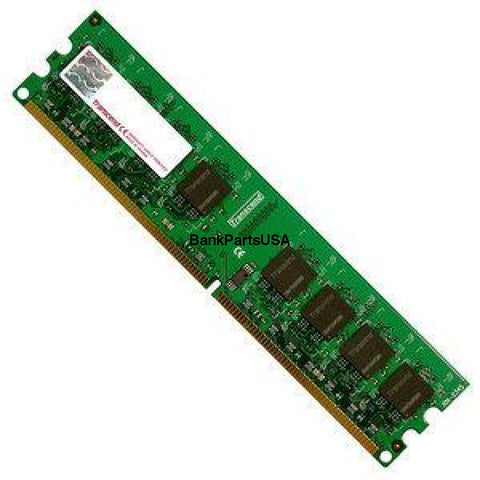 1Gb Transcend Jetram Ddr2 Pc2-5400 667Mhz Cl5 Desktop Memory Module