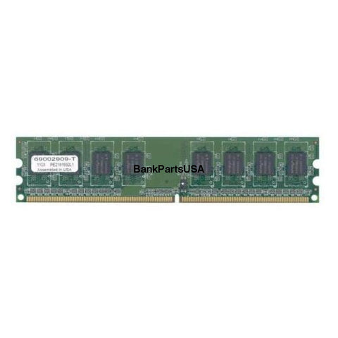 69002909-T Pny 1Gb Pc2-6400 Ddr2-800Mhz Non-Ecc Unbuffered Cl6 240-Pin Dimm Memory Module