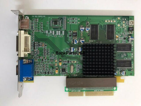 Ati Oem Radeon Ve 32M Ddr Agp 1025-G4434 Graphics Card