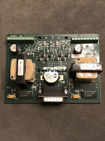 Diebold Vat 816 Cca Audio Interface Board 41-017131-000A