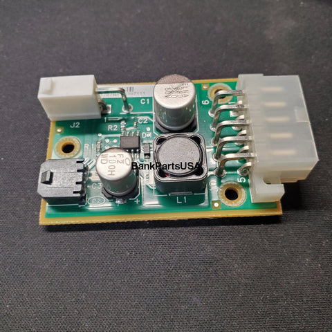 Ncr Self Serv 6634 6632 Fascia Hub Pcb With Camera 445-0711787