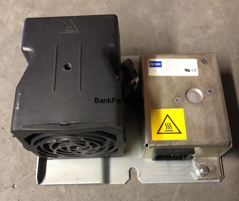 Ncr Self Serv Heater Assembly 200Watt 120 Volt 009-0023870