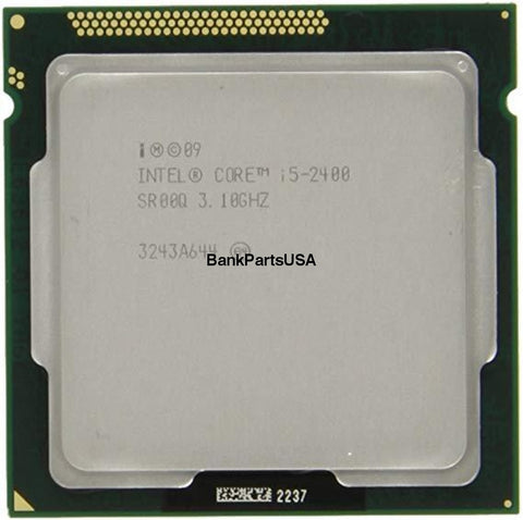 Ncr Self Serv Pocono Processor Chip Intel I5 2400 006-8616834