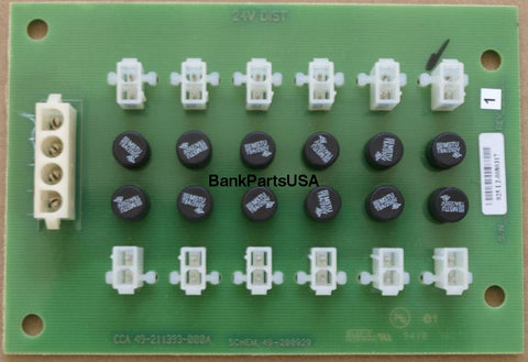 Opteva +24V Dc Distribution Cca 49-211393-000A