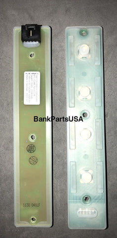 Opteva 4 Key Fdk Function Keypad Membrane Only Rohs Compliant 00-104789-000A