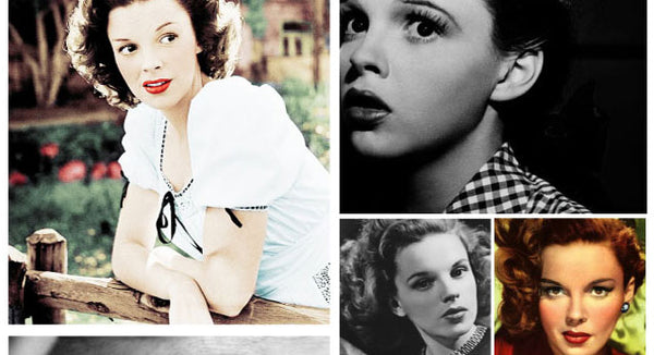 St Louis Muse : Judy Garland's Classic Beauty