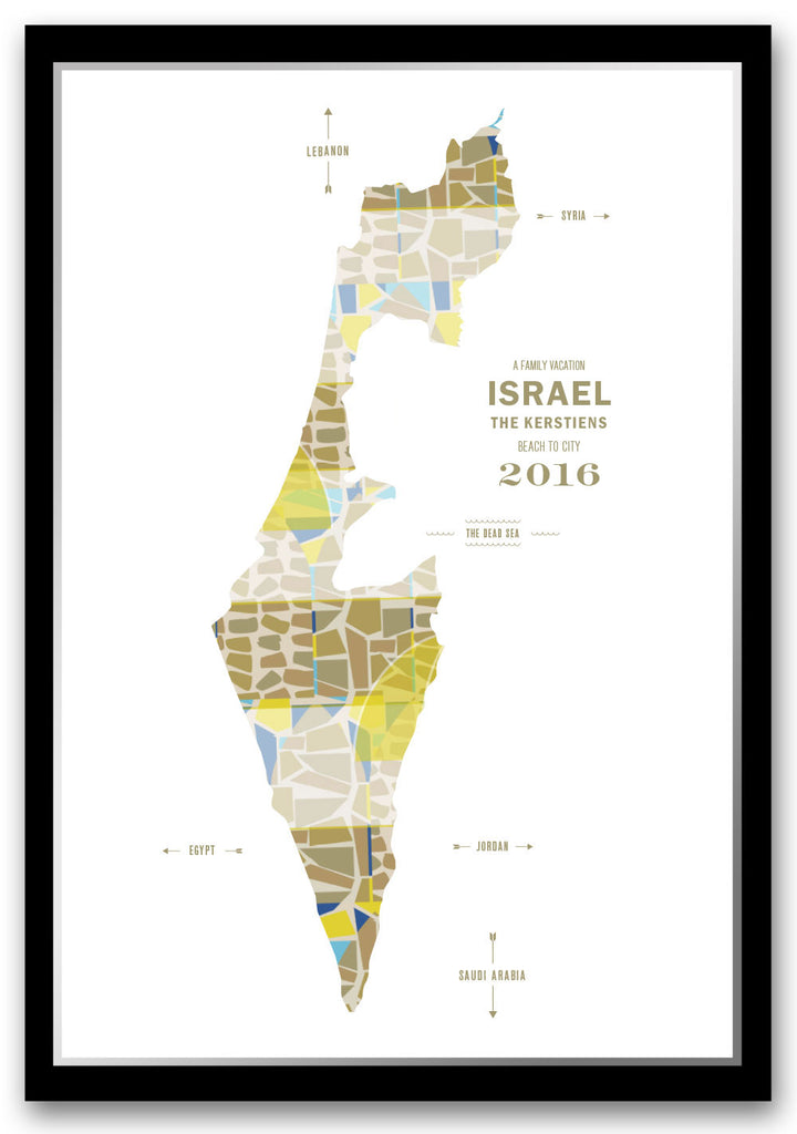 Personalized Israel Map Print Poster on biblical israel vs israel today, printable new testament israel map, geography of israel today, detailed map of israel today, physical israel map today, map of ancient israel today, interactive map of israel today, printable map of san bernardino county, large map of israel today, israel 1948 and today, map of middle east today, israel map as of today, news in israel today, israel boundaries today, printable map of southeast asia, printable map of western europe, religions in israel today, printable map of romania, israel vs judah today, modern maps of israel today,