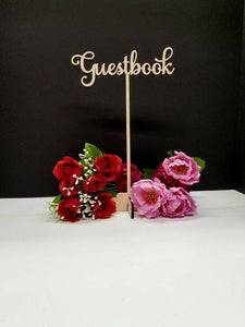 Guestbook Sign