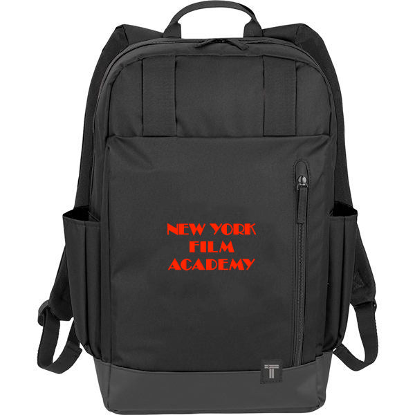 NYFA Backpack - Black & Red
