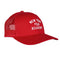 NYFA Retro Trucker Cap - Red & White