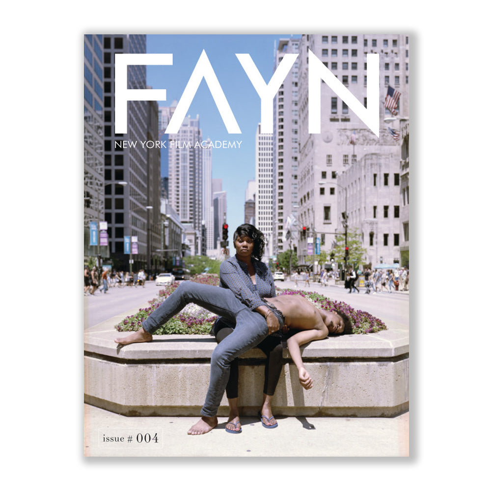 FAYN Photography Magazine - Issue 4
