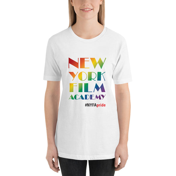 NYFA Pride Month Short-Sleeve T-Shirt - #NYFAPride - Women's