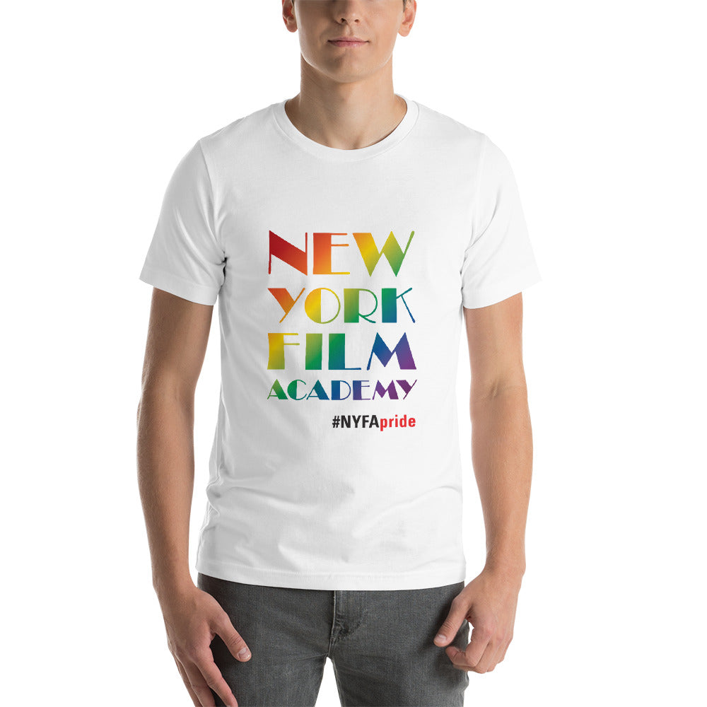 NYFA Pride Month Short-Sleeve T-Shirt - #NYFAPride - Men's