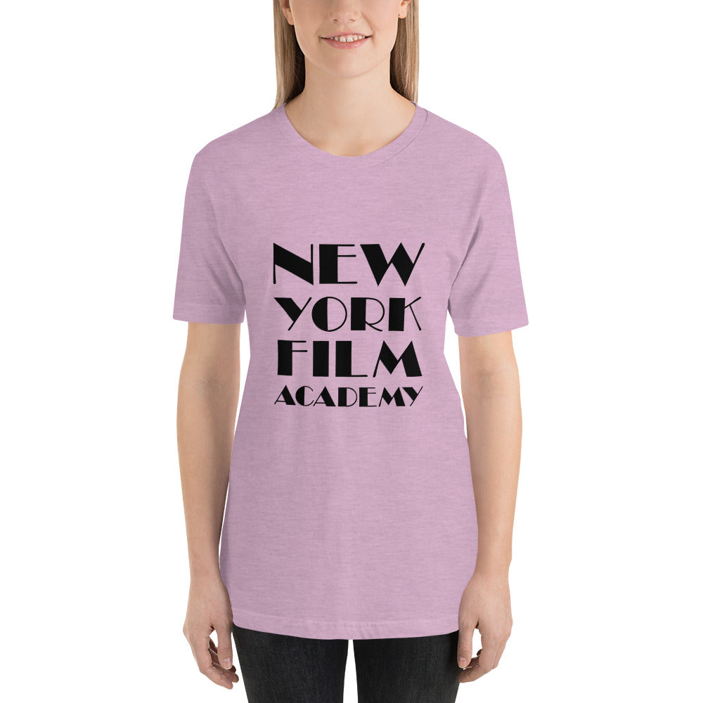 NYFA T-Shirt - Heather Lilac