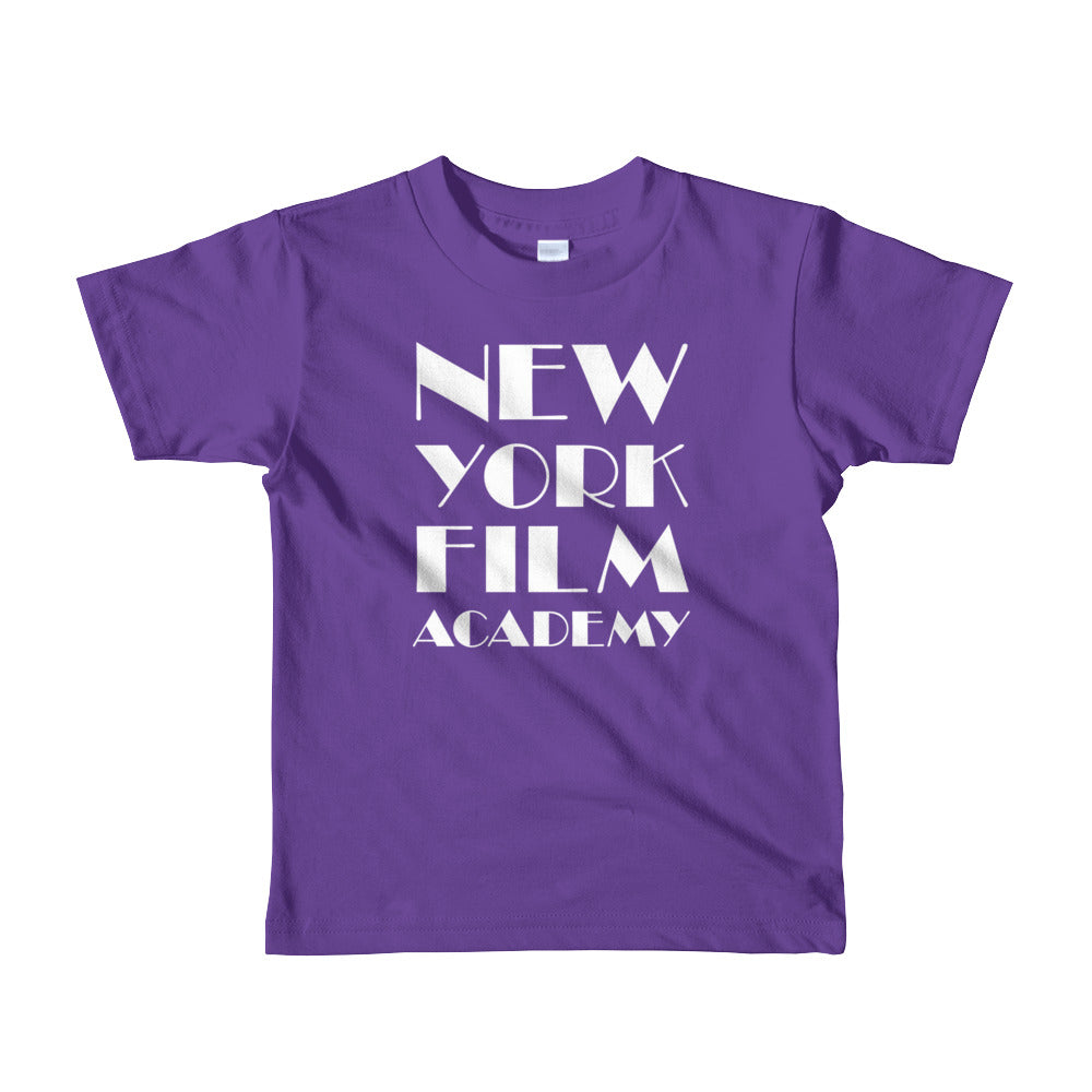 NYFA T-Shirt - Unisex Kids Purple