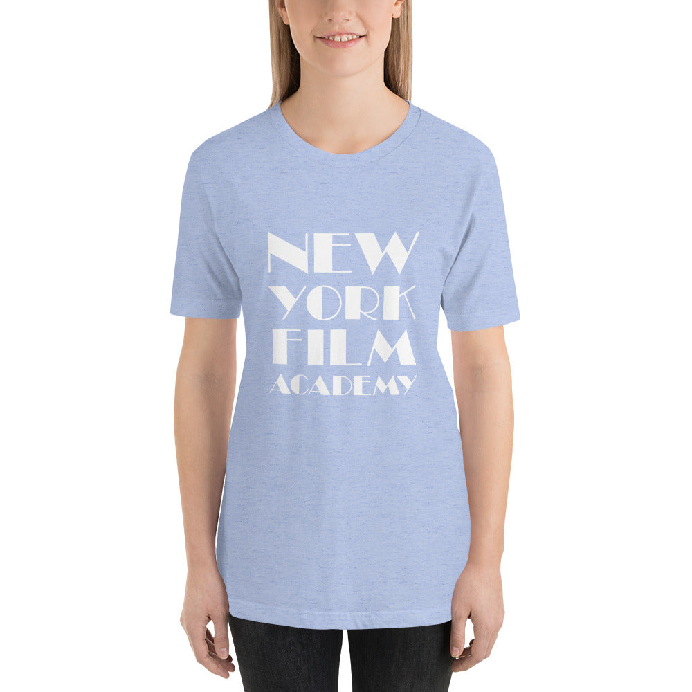 NYFA T-Shirt - Heather Soft Blue