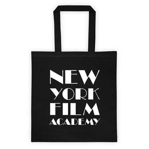 NYFA Canvas Tote Bag - Black