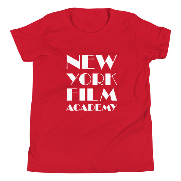 NYFA T-Shirt - Unisex Youth Classic Red