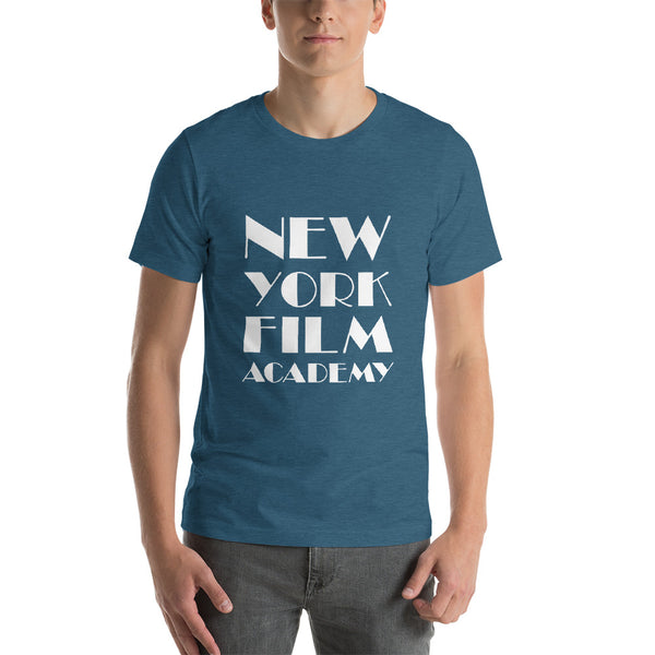 NYFA T-Shirt - Heather Teal