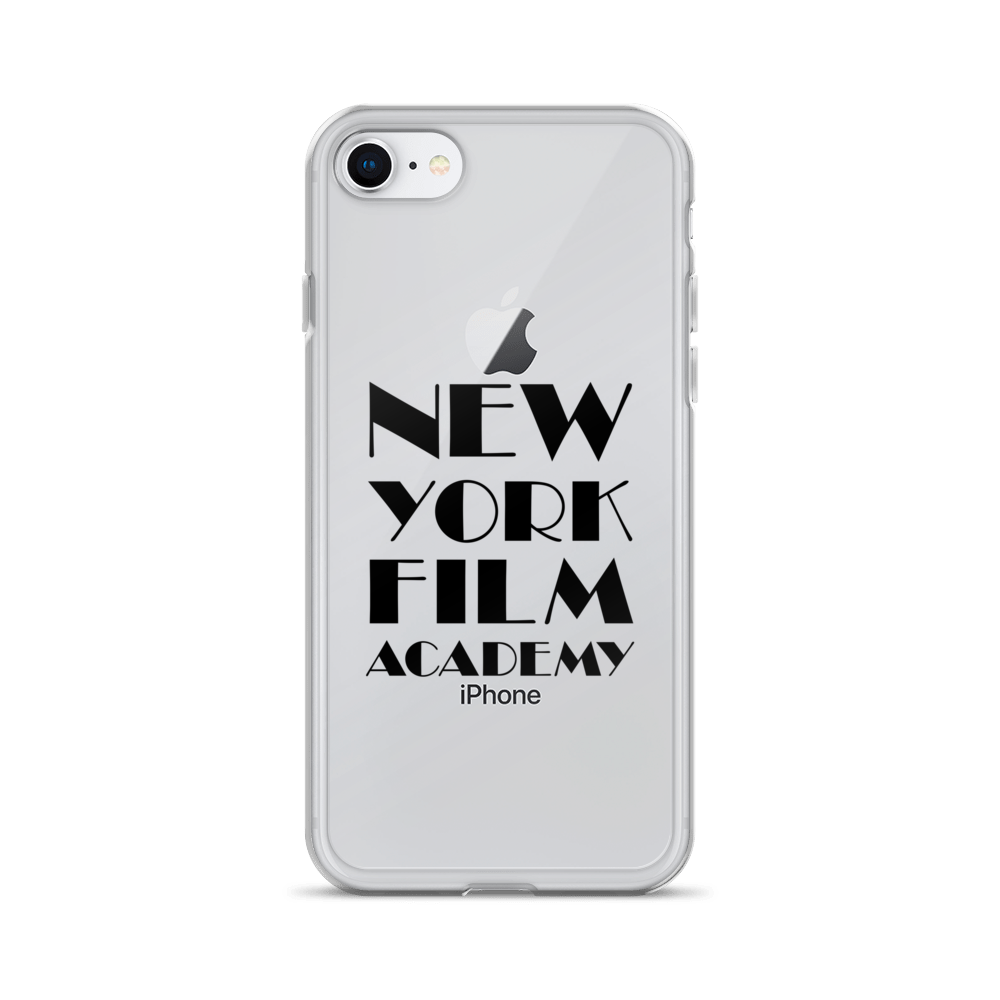 iPhone Case - Black NYFA Logo