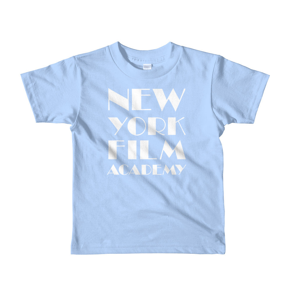 NYFA T-Shirt - Unisex Kids Soft Blue
