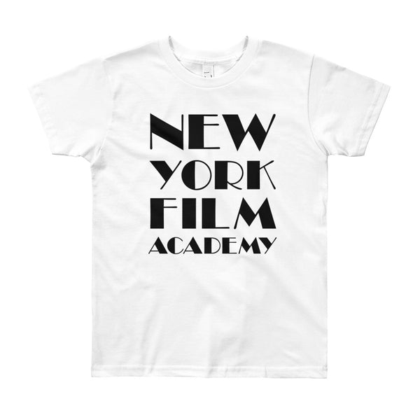 NYFA T-Shirt - Unisex Youth White