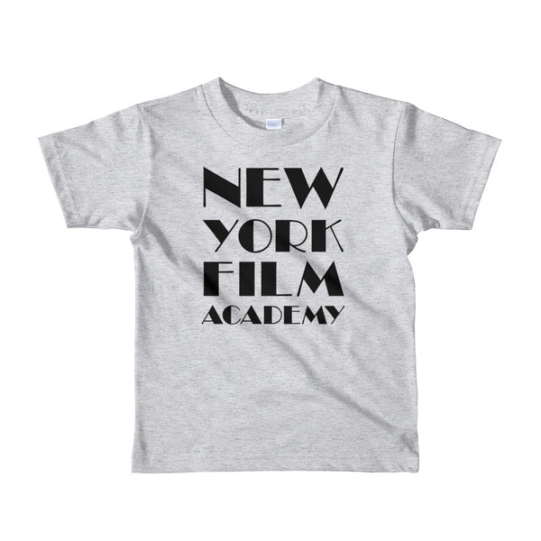 NYFA T-Shirt - Unisex Kids Heather Grey
