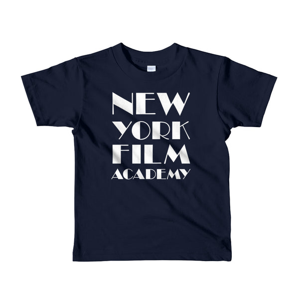NYFA T-Shirt - Unisex Kids Navy
