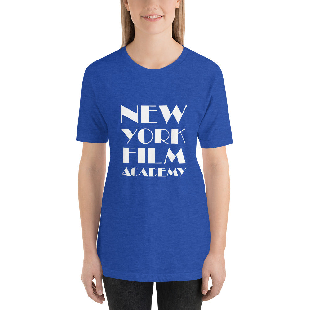 NYFA T-Shirt - Royal Blue