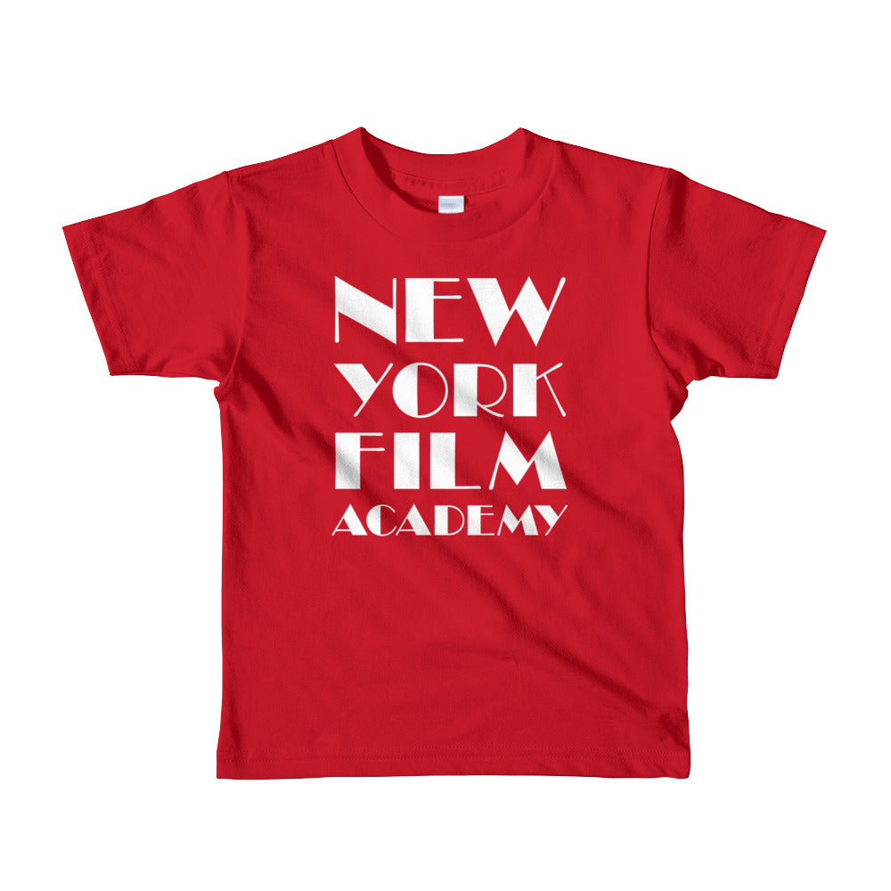 NYFA T-Shirt - Unisex Kids Red