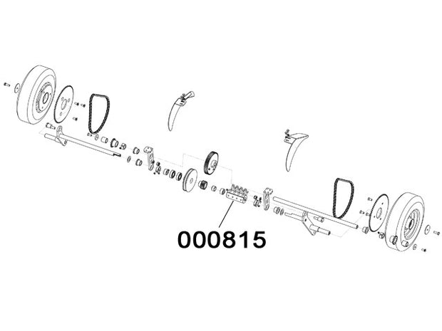 000815 - Decomposable clamp