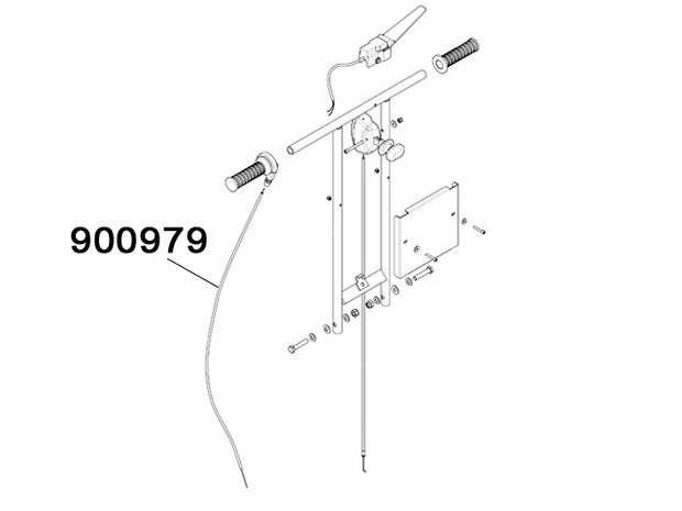 900979 - Rapid cable Assembly