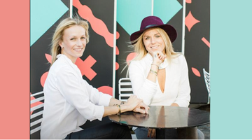 Founder Feature: AMY BRIANT AND LISA BONOFF