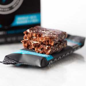 High-Energy bar. A functional food with caffeine, not a candy.