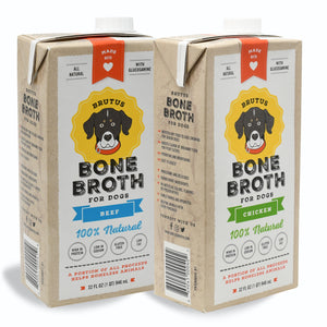 All natural bone broth made with love!
