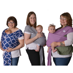 Lollie Wrap Hybrid Baby Carrier